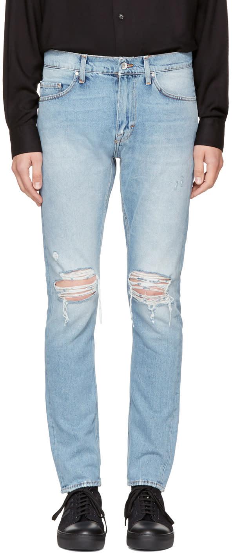 Tiger Of Sweden Jeans Blue Pistolero Jeans
