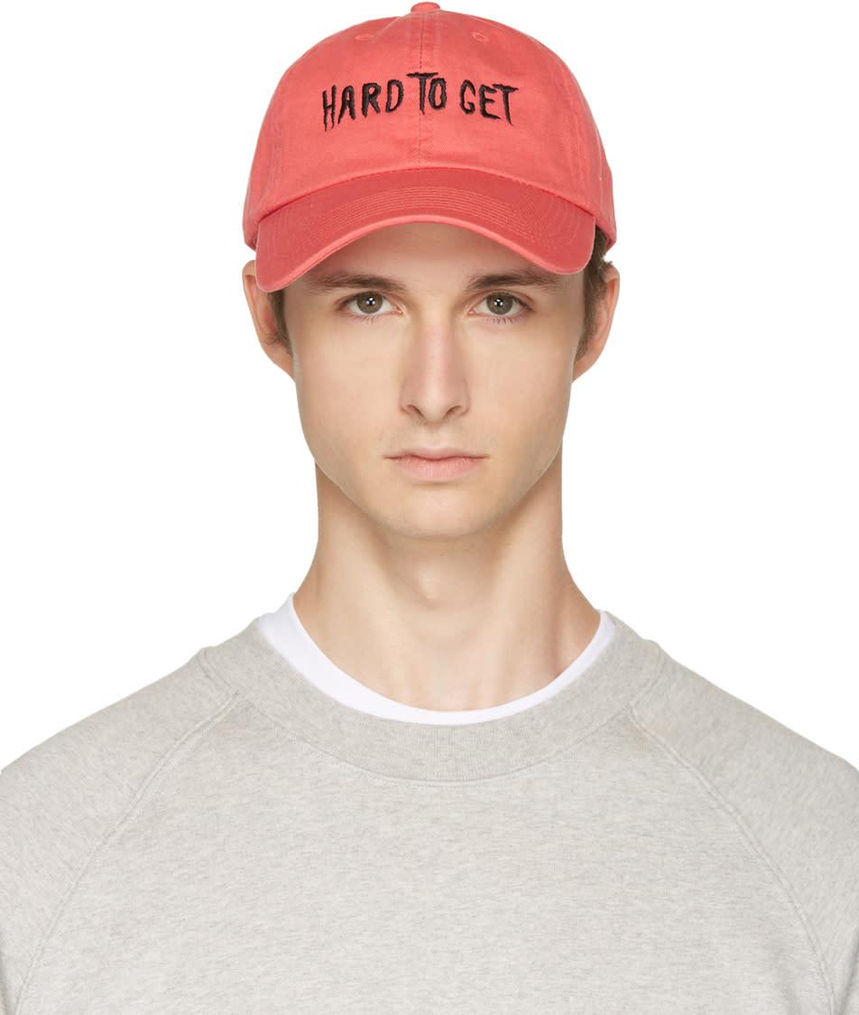 Image of Nasaseasons Pink hard To Get Cap
