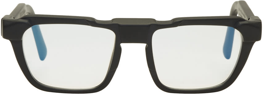 Image of Kuboraum Black Maske K13 Glasses