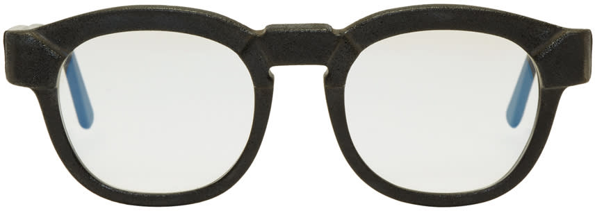 Image of Kuboraum Black Maske K17 Glasses