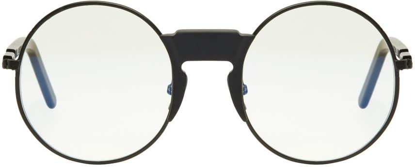 Image of Kuboraum Black Maske Z2 Glasses