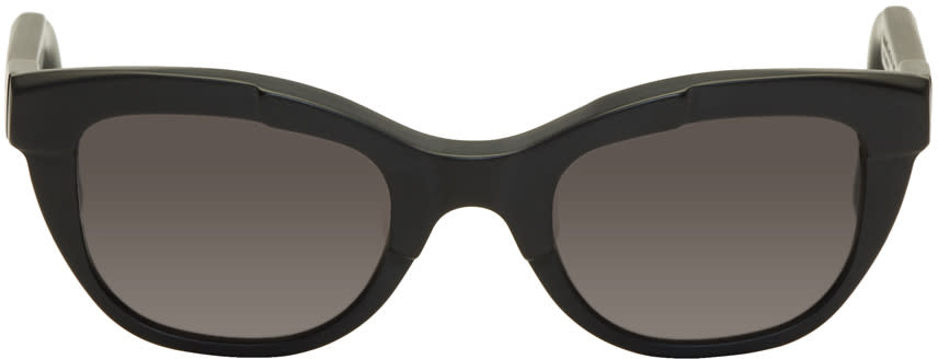 Image of Kuboraum Black Maske K20 Sunglasses