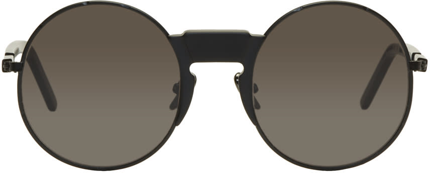 Image of Kuboraum Black Maske Z2 Sunglasses