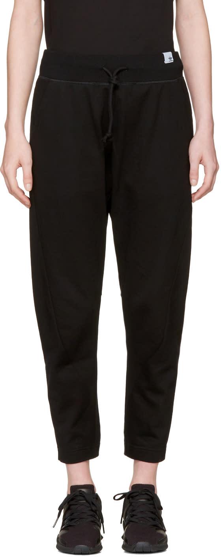Image of Adidas Originals Xbyo Black Slim Lounge Pants