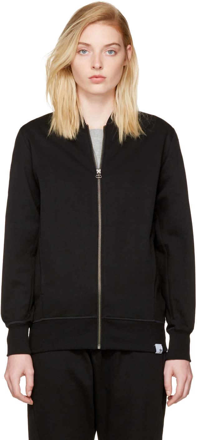 Image of Adidas Originals Xbyo Black Satomi Nakamura Edition Track Jacket