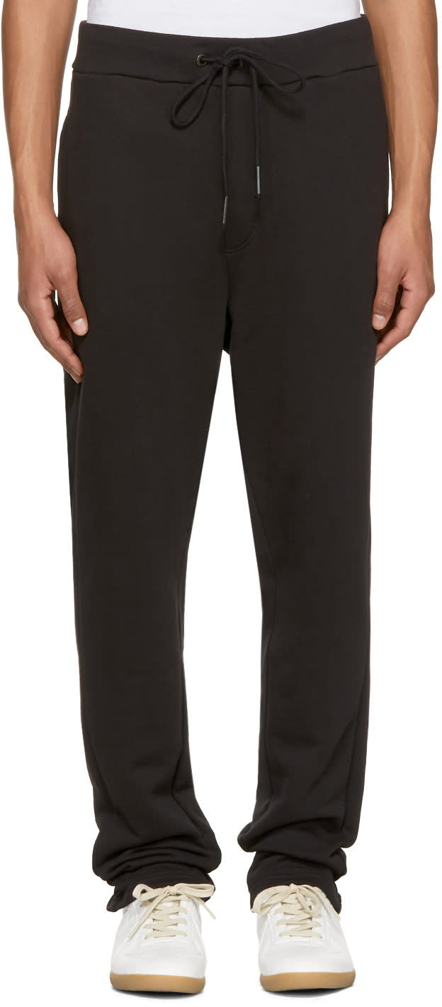 Image of Rochambeau Black Core Lounge Pants