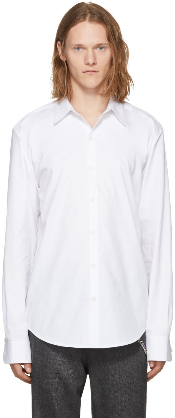 Image of Rochambeau White Kiln Shirt