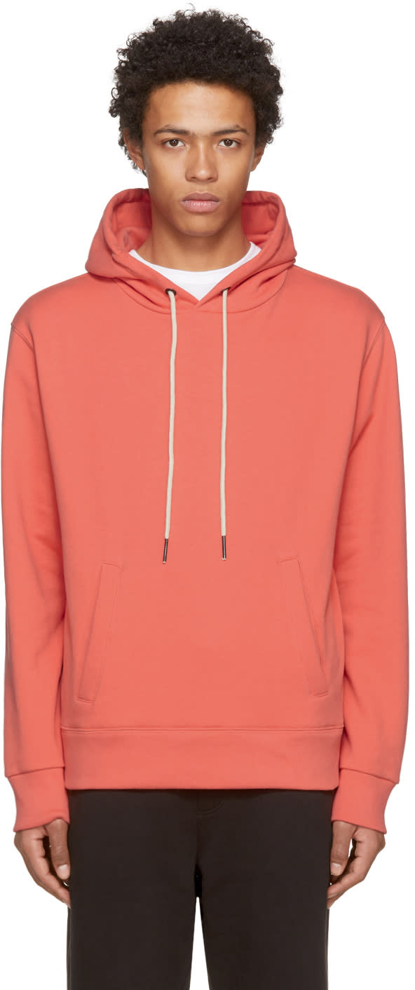 Image of Rochambeau Pink im Sorry For My Past Core Hoodie