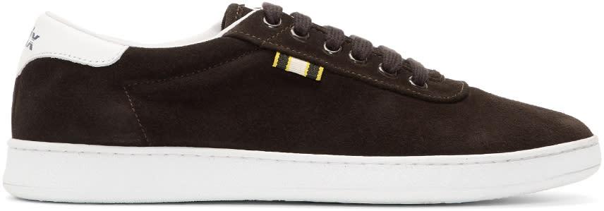 Image of Aprix Brown Apr-002 Sneakers