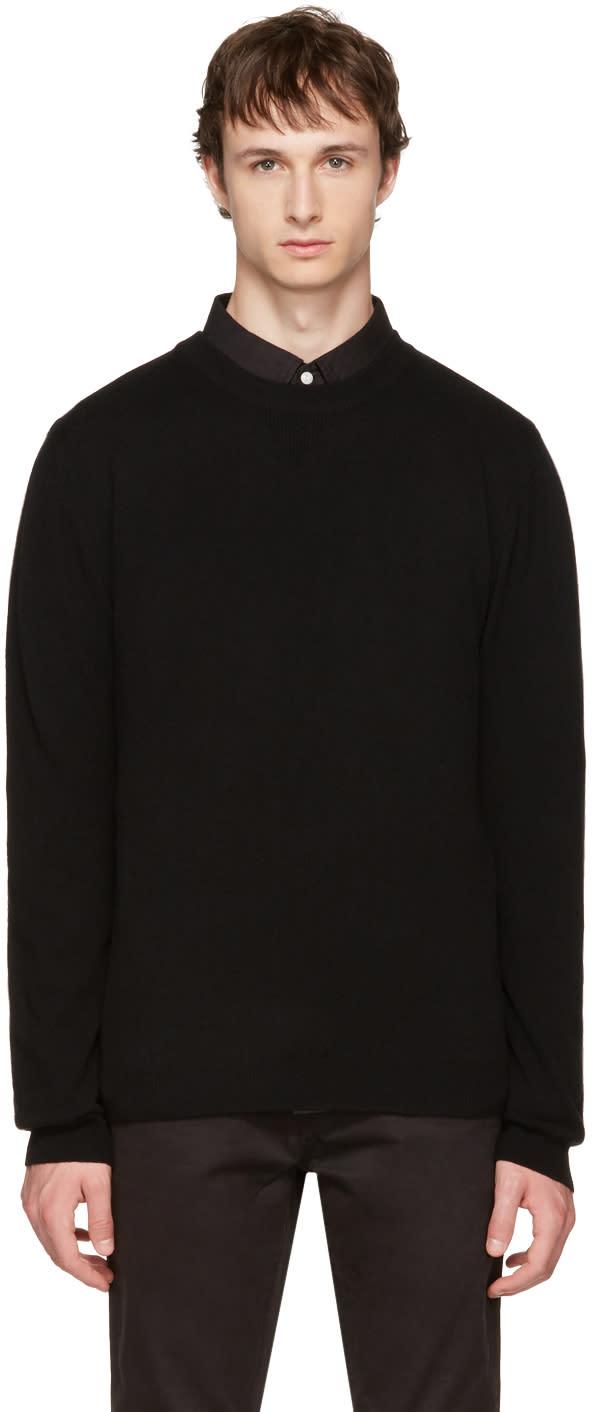 Saturdays Nyc Black Everyday Classic Sweater