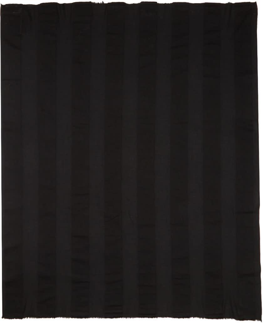 Image of Abasi Rosborough Black Flag Scarf