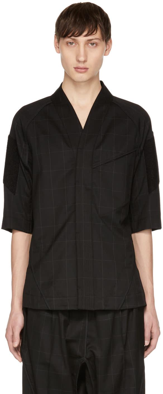 Image of Abasi Rosborough Black Desert Shirt