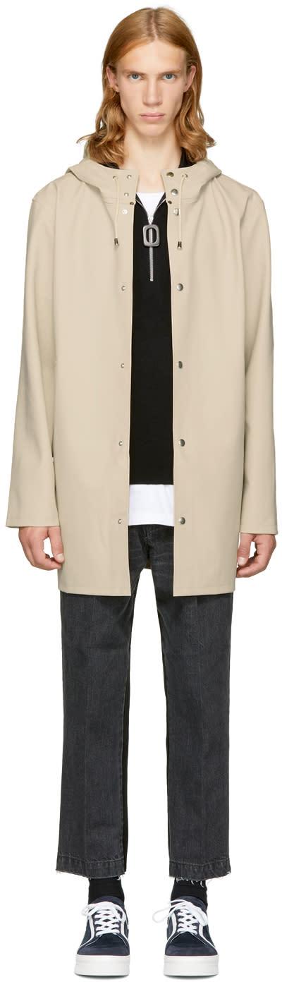 Image of Stutterheim Beige Stockholm Jacket
