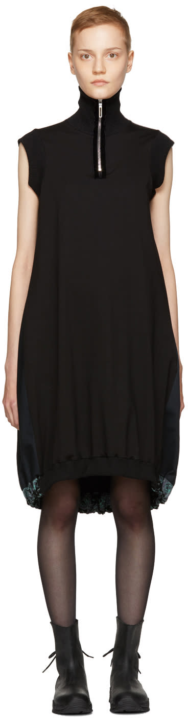 Image of Ovelia Transtoto Black Forma Dress