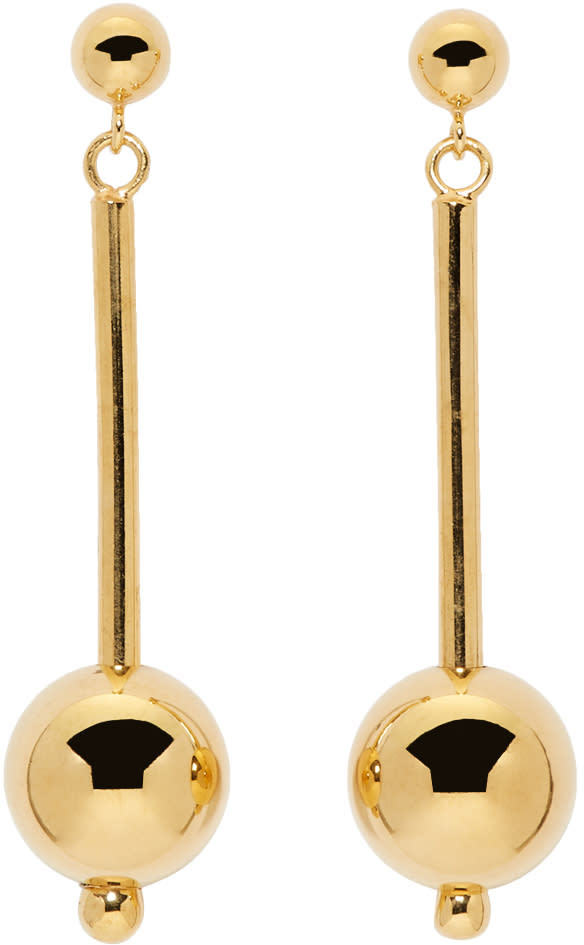 Image of Sophie Buhai Gold Suzanne Earrings