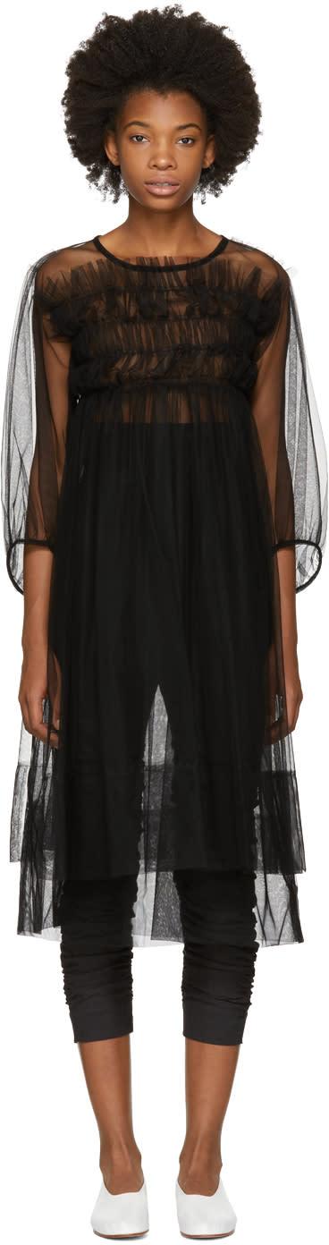 Image of Molly Goddard Black Betty Dress