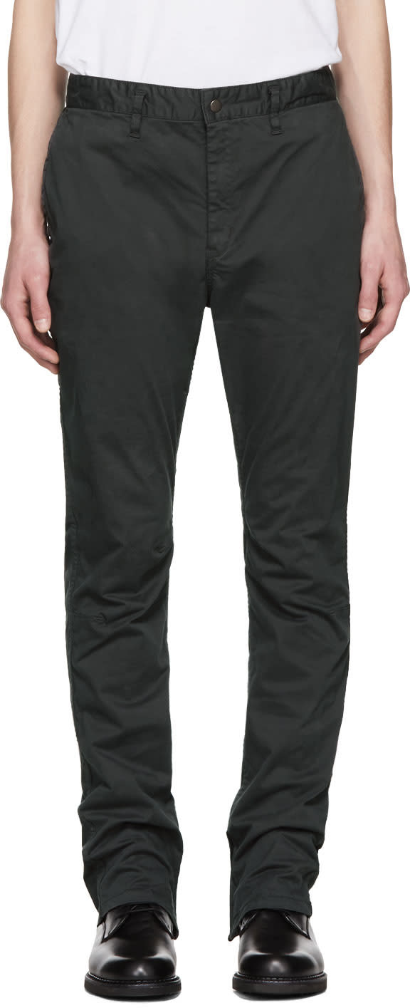 Image of Nonnative Grey Dropped Fit Explorer Jeans