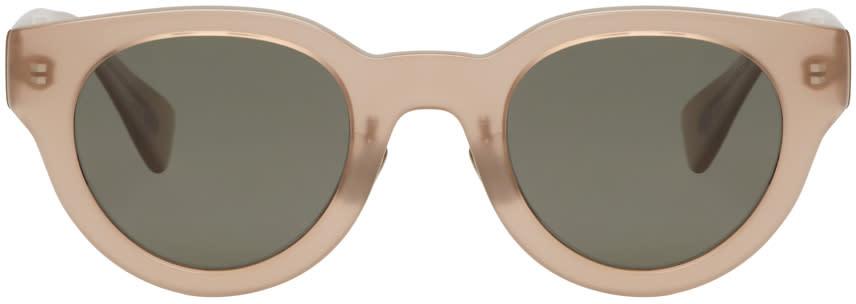 Image of Eyevan 7285 Pink Model 754 Sunglasses