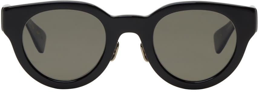 Image of Eyevan 7285 Black Model 754 Sunglasses
