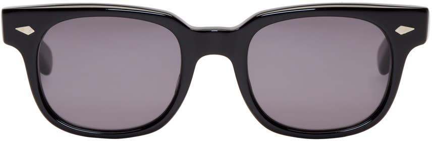 Image of Wacko Maria Black Buddy Sunglasses