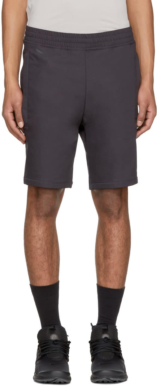 Image of Nikelab Grey Aae 1.0 Shorts