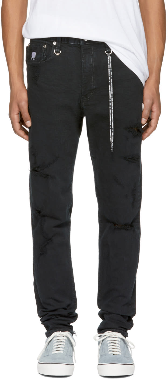 Image of Mastermind World Black 07 Jeans