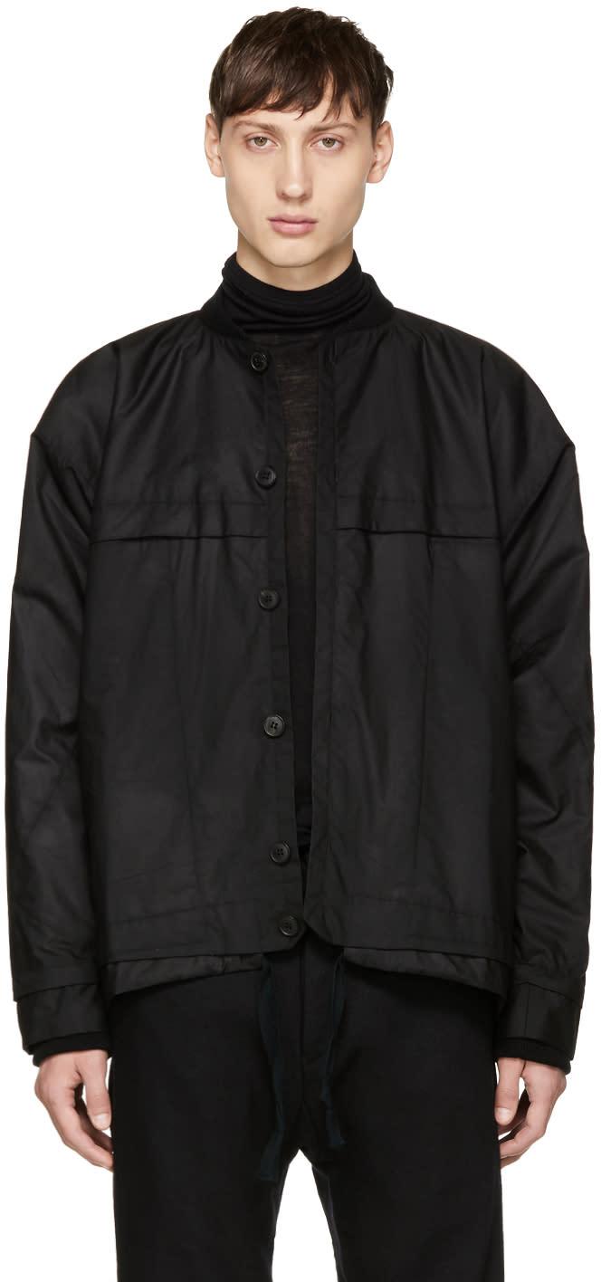 Image of Jan-jan Van Essche Black 23 Jacket