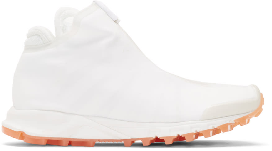 Image of Reebok × Cottweiler Off-white Trail High-top Sneakers