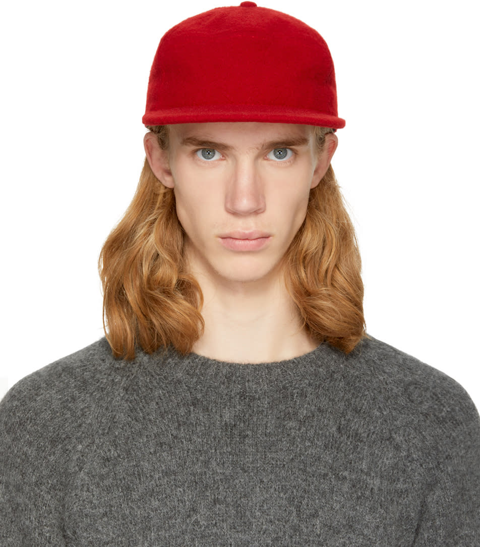 Image of Paa Red Winston Cap