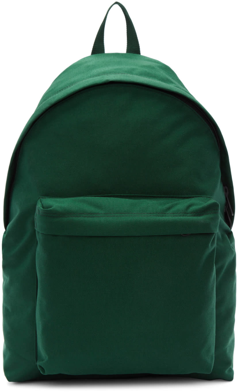Image of Paa Green Nylon Backpack