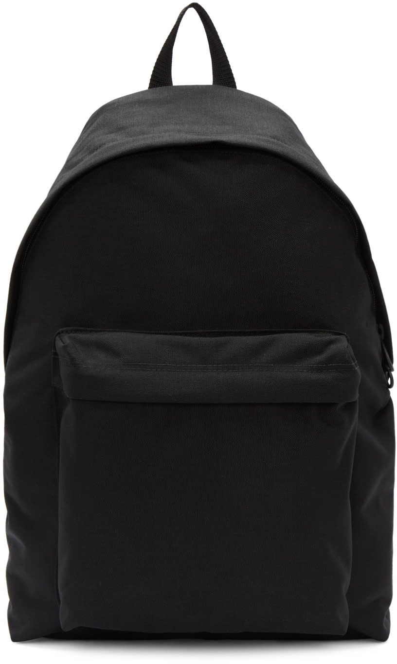 Image of Paa Black Nylon Backpack