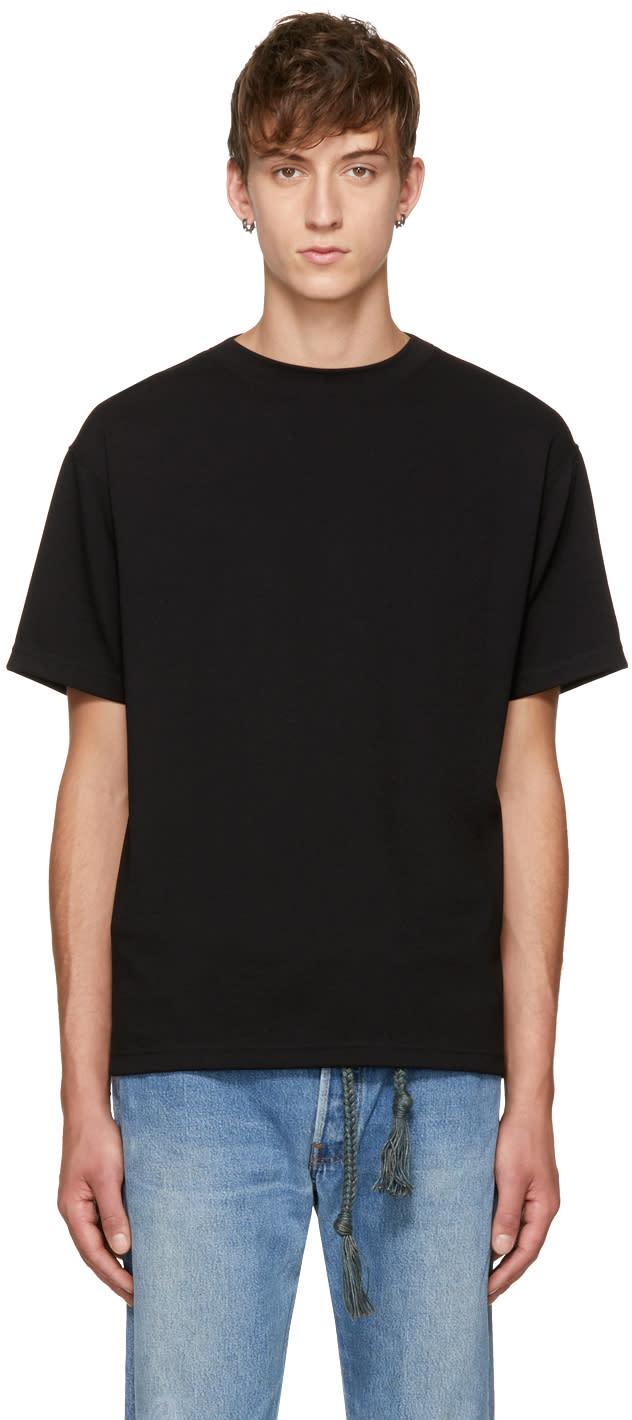Image of N.hoolywood Black Classic T-shirt