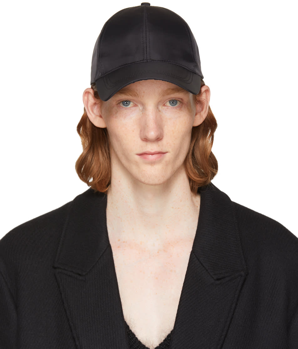 Image of Hope Black Hide Cap