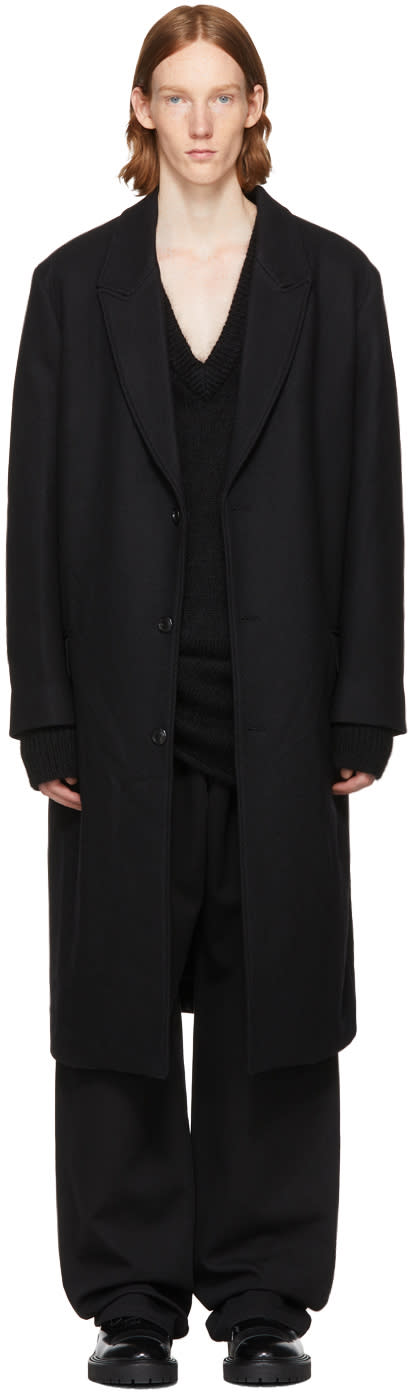 Image of Hope Black Area Coat