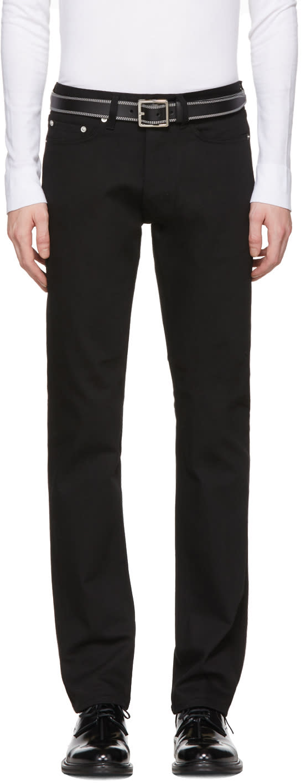 Image of Hope Black purple Denim Jeans