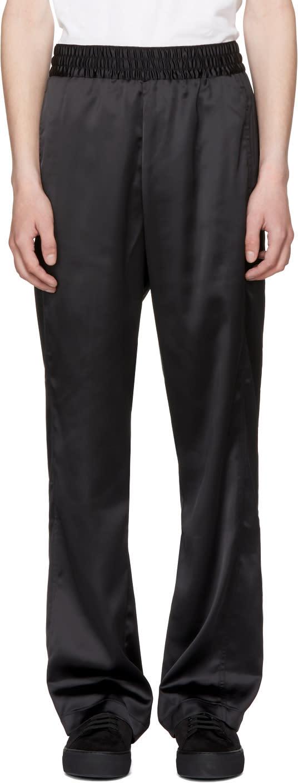 Image of Hope Black Break Trousers