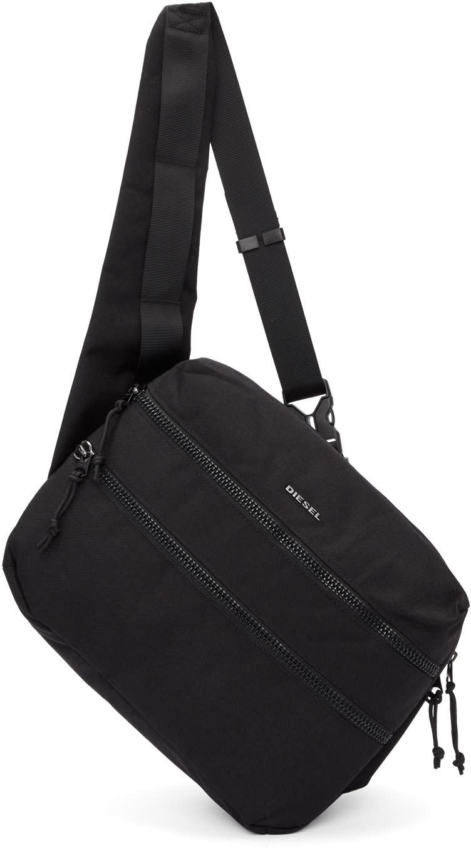 d75e387236fa Diesel Black F urbhanity Cross Body Backpack