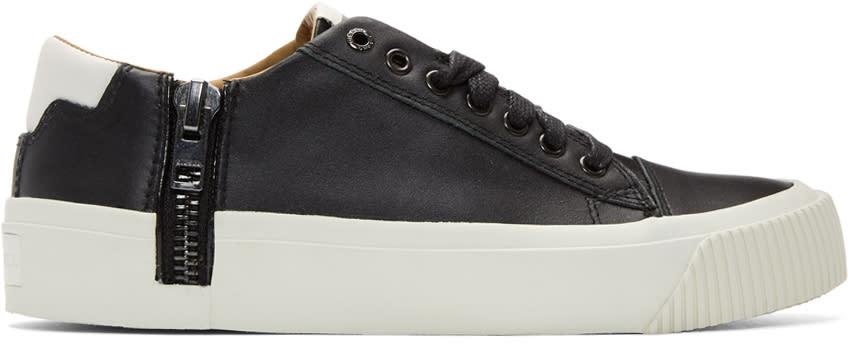 Diesel Black S-voyage Sneakers