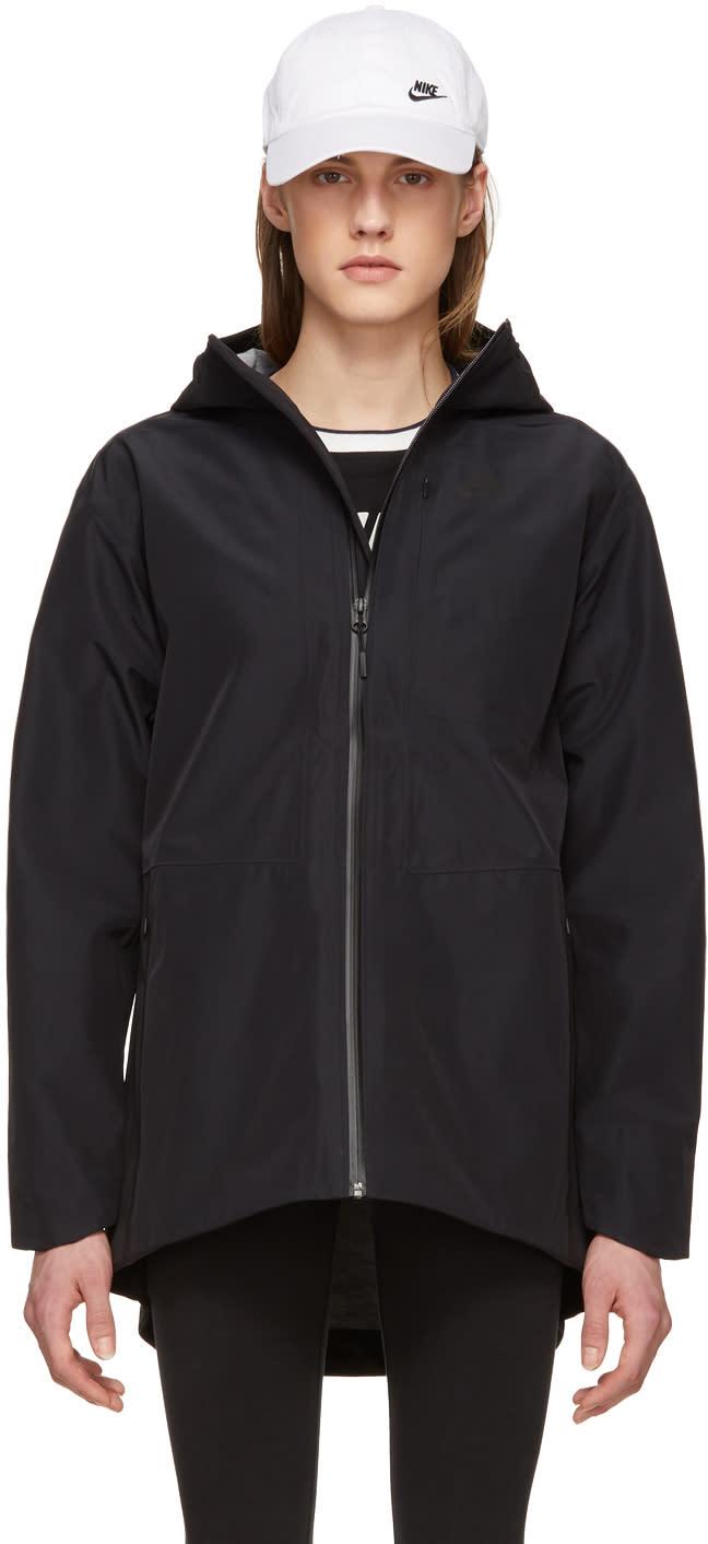 release date new list buy Nike Black Tech Shield Jacket