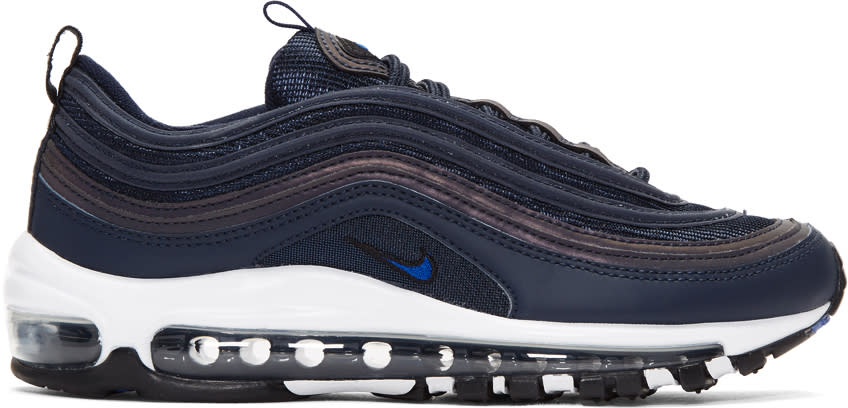 Nike Baskets Bleu Marine Air Max 97