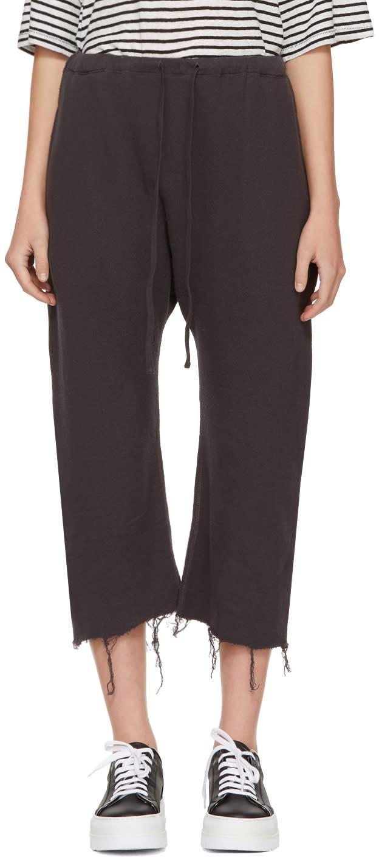 R13 Pantalon De Survêtement Noir Field