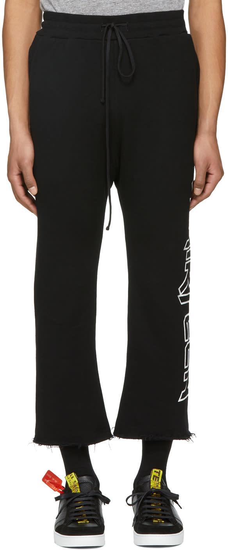 R13 Pantalon De Survêtement Noir rthirteen