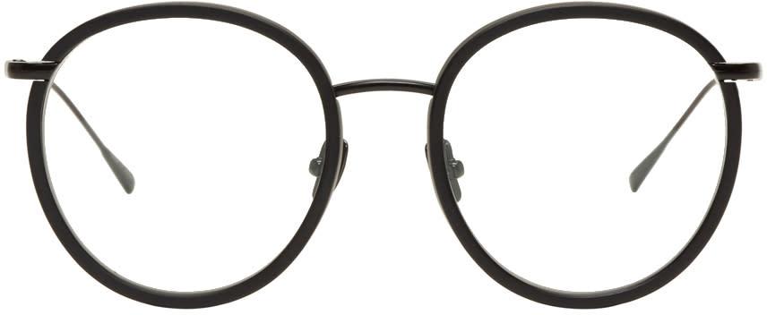 Image of Belstaff Black Kelby Glasses
