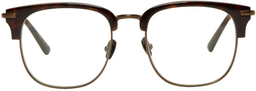 10727e2db3 Belstaff Tortoiseshell Marvin Glasses