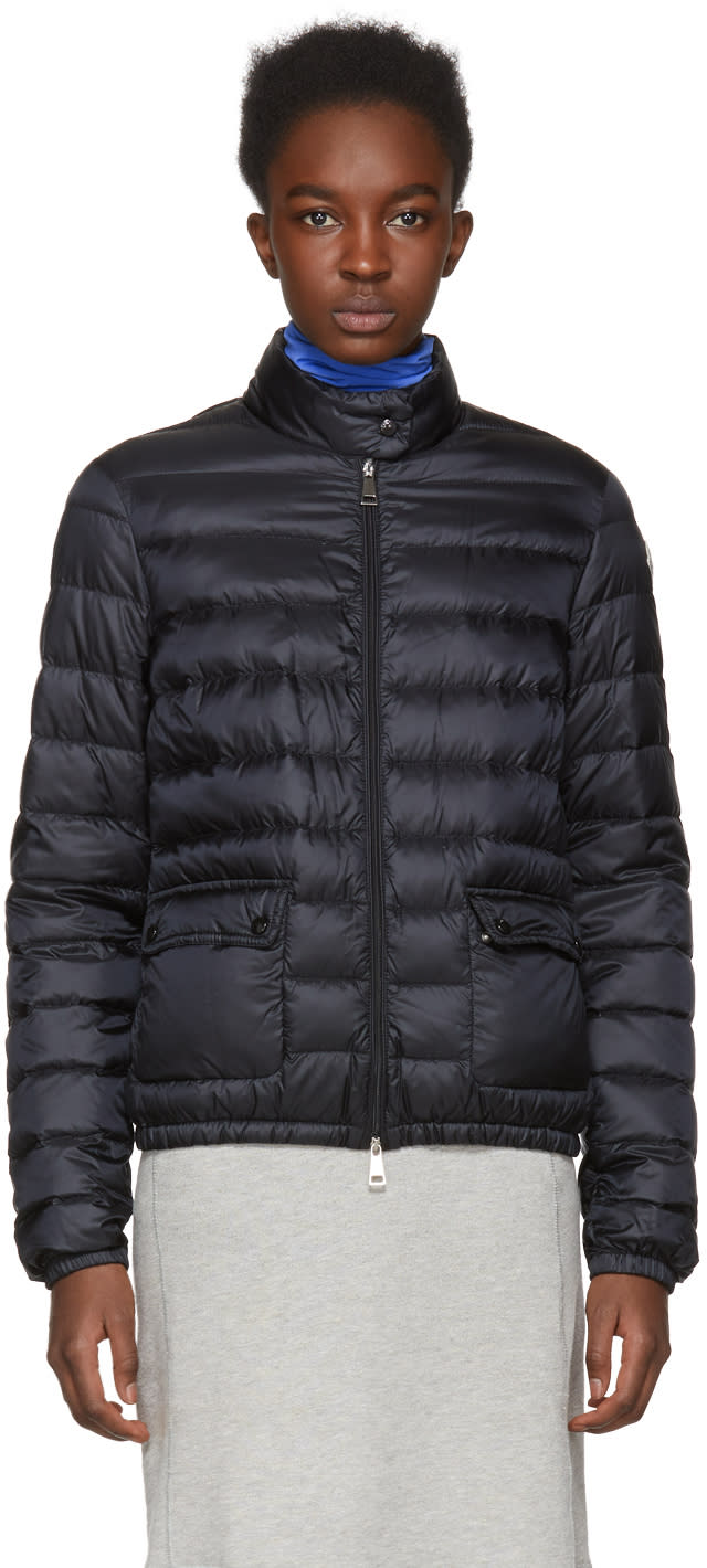 b34960d1c Moncler Black Down Lans Jacket