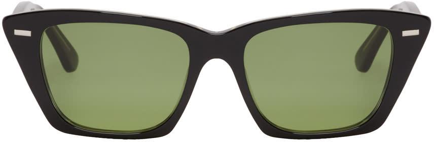 Acne Studios Black Ingridh Sunglasses