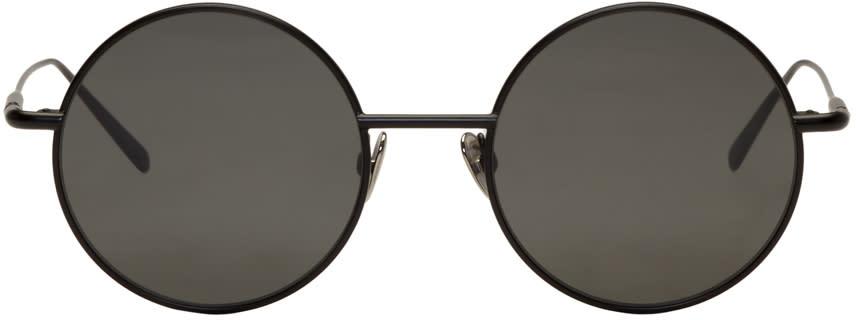 50eda59f31dff Acne Studios Black Scientist Sunglasses