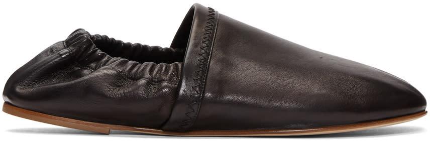 3ceb593ac27 Acne Studios Black Oy Loafers