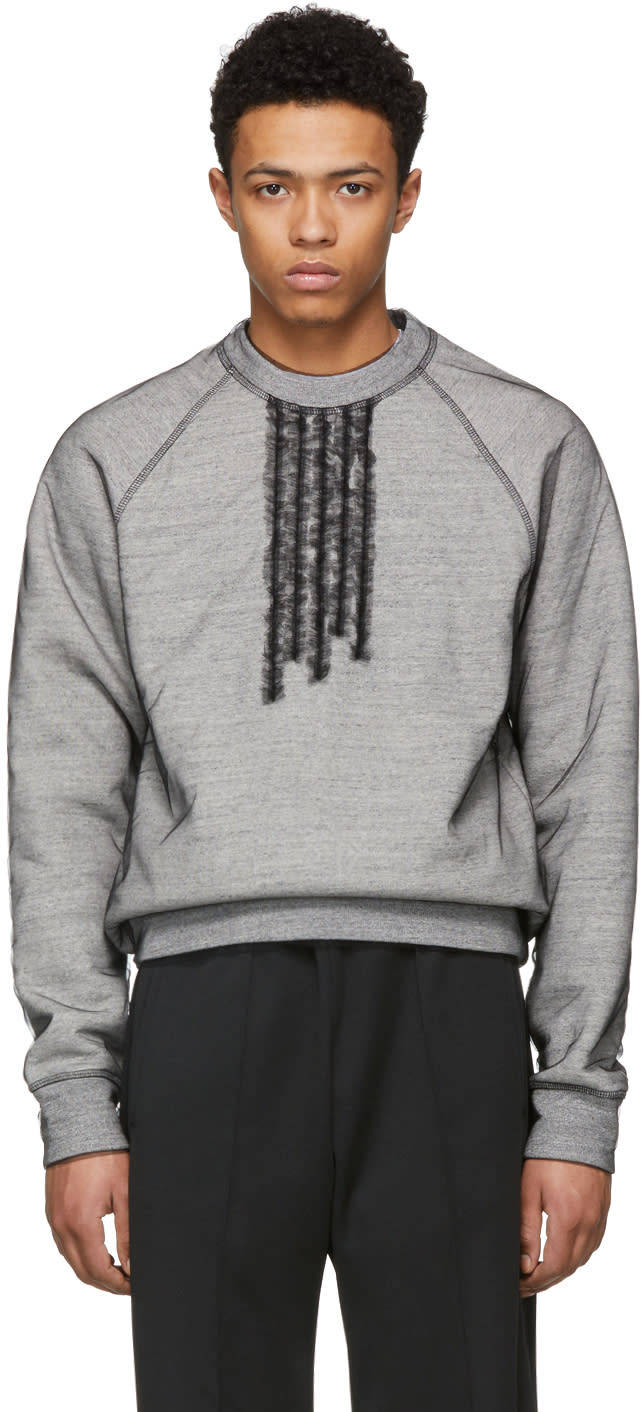 Prom Sweatshirt Ann Cool Grey Dsquared2 Fq7zWv4w