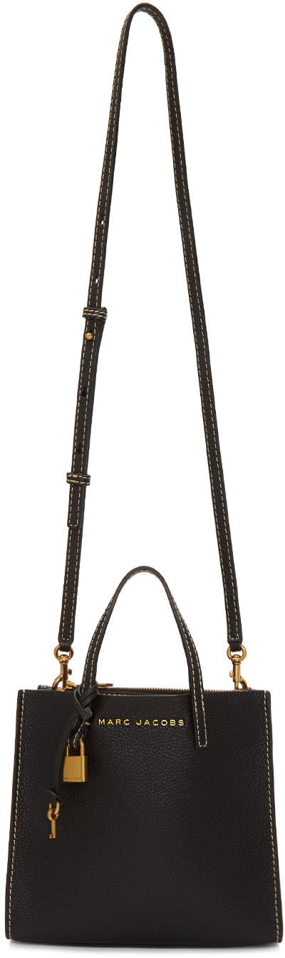 Marc Jacobs Black Mini Grind Bag